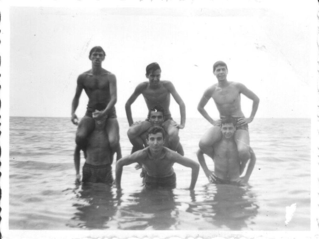 ΚΟΛΥΜΒΗΤΕΣ 1960