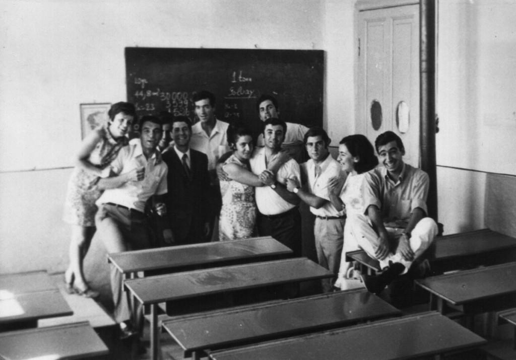 ΤΕΛΕΙΟΦΟΙΤΟΙ ΤΟΥ ΠΡΑΚΤΙΚΟΥ 1962